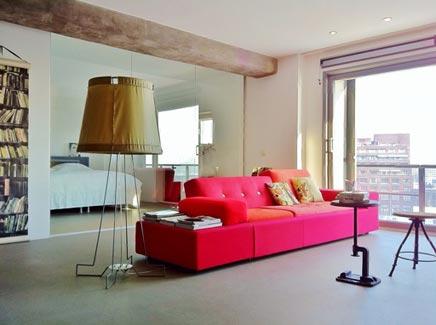 loft wohnung lloydstraat 44 d rotterdam zum verkauf wohnideen einrichten. Black Bedroom Furniture Sets. Home Design Ideas