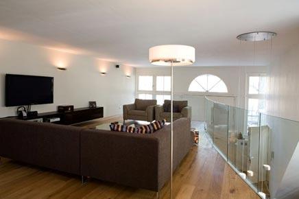Loft appartement Looiersgracht in Amsterdam
