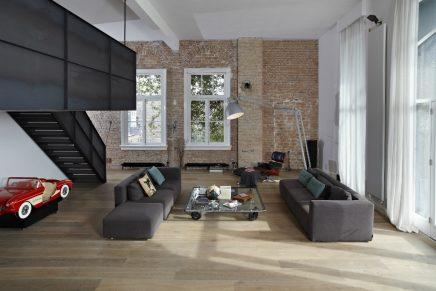 Loft Grachtenpand In Amsterdam Inrichting Huis Com