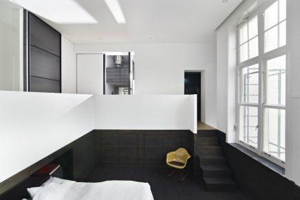 Loft grachtenpand in Amsterdam