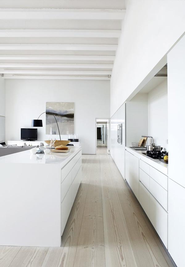 Londense loft met stijl inrichting for Campo co interieur