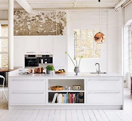Loft keuken Harvey Jones