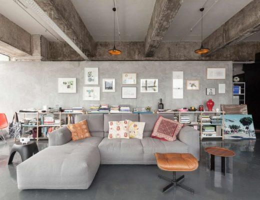 Loft van kunstverzamelaar uit Hong Kong