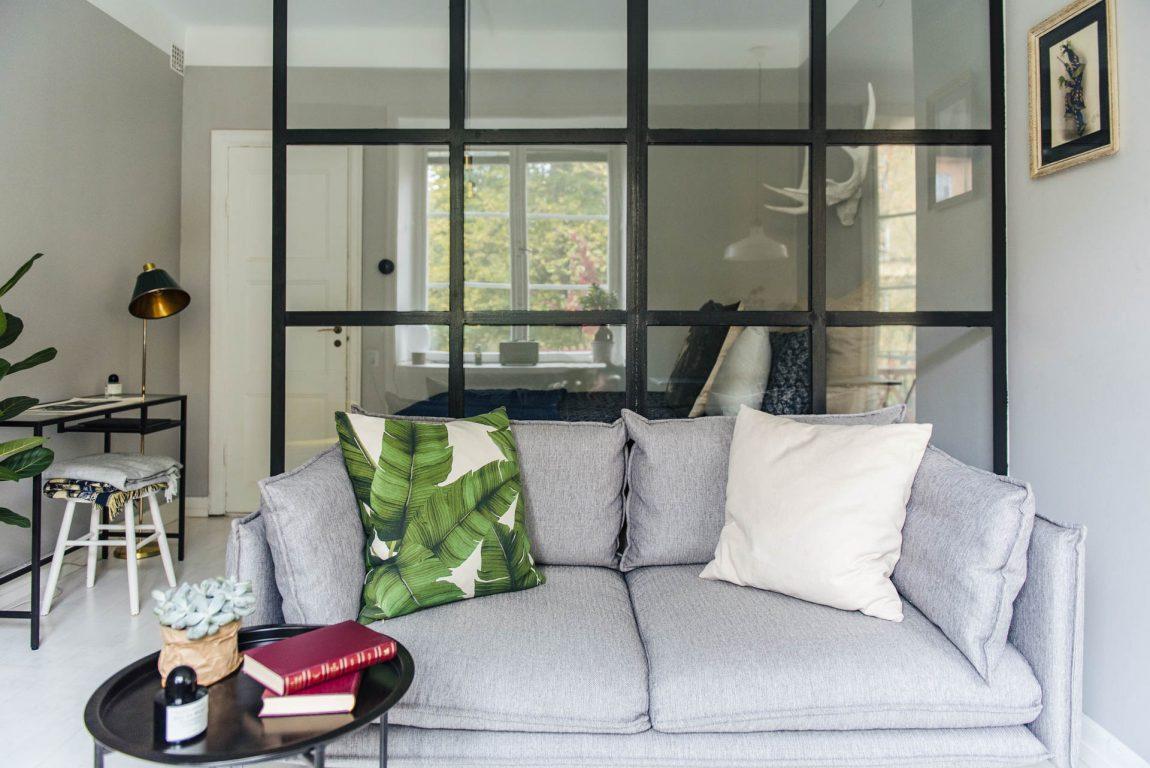 Stoere mini loft van 38m2! | Inrichting-huis.com