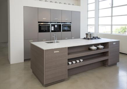 Merken keukens