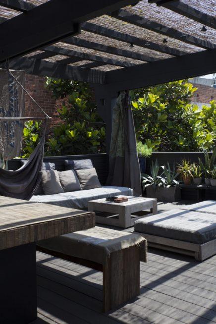 Lounge dakterras