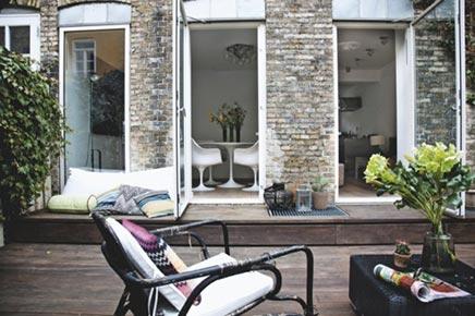 Lounge tuin van herenhuis inrichting for Inrichting herenhuis