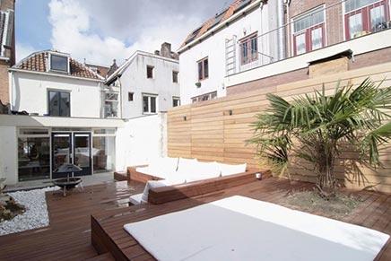 Loungetuin in utrecht inrichting for Garten lounge idee