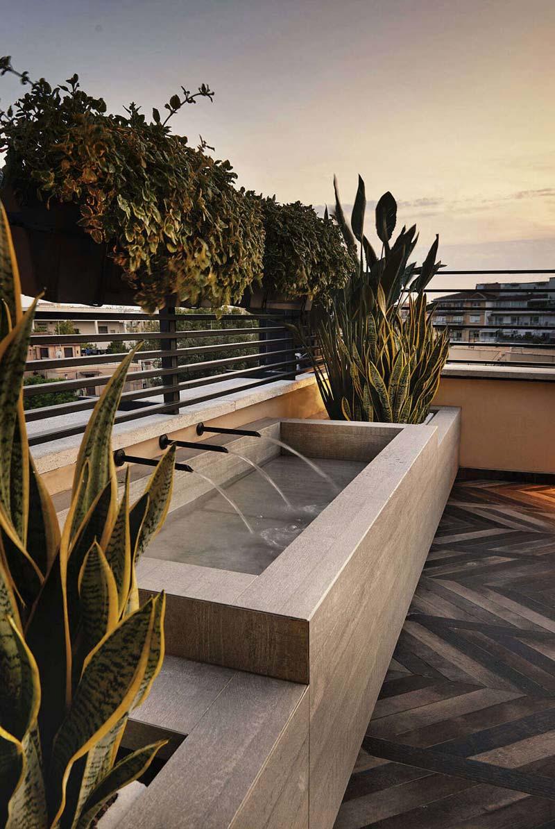 luxe buitenkeuken terras