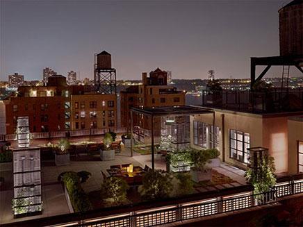 Luxe dakterras ideeën uit New York