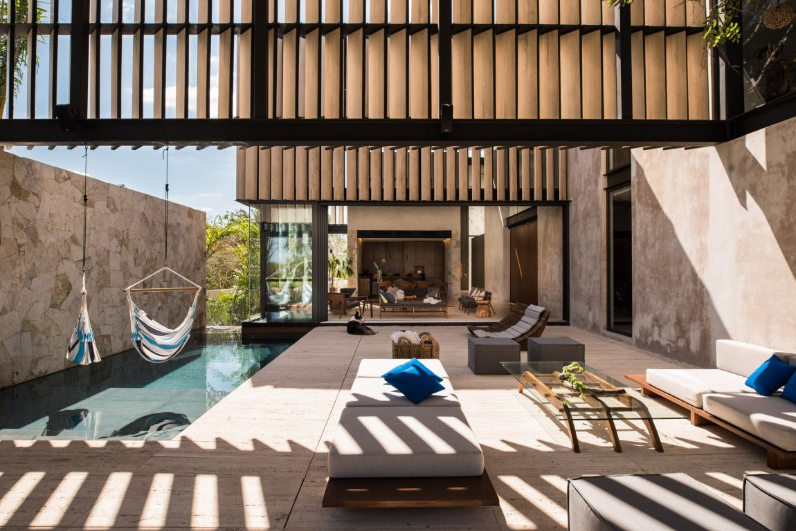 Luxe droomtuin uit Mexico