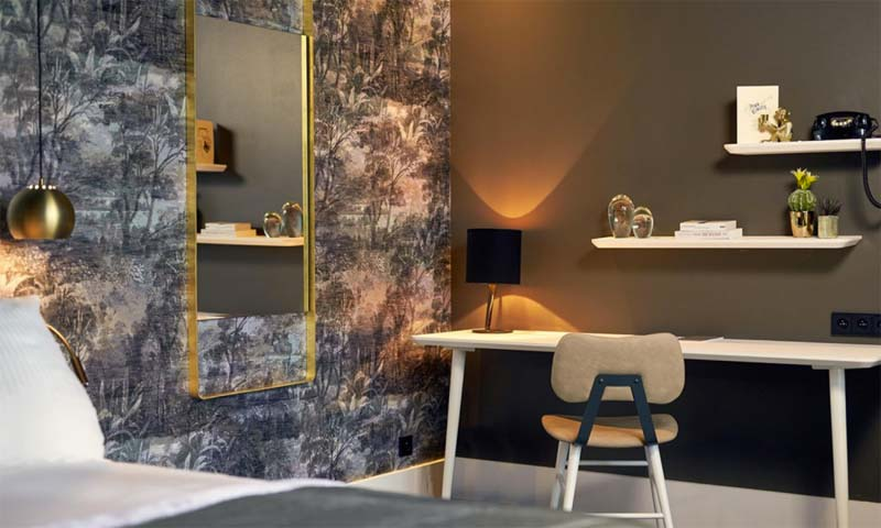luxe interieur arte glade behang