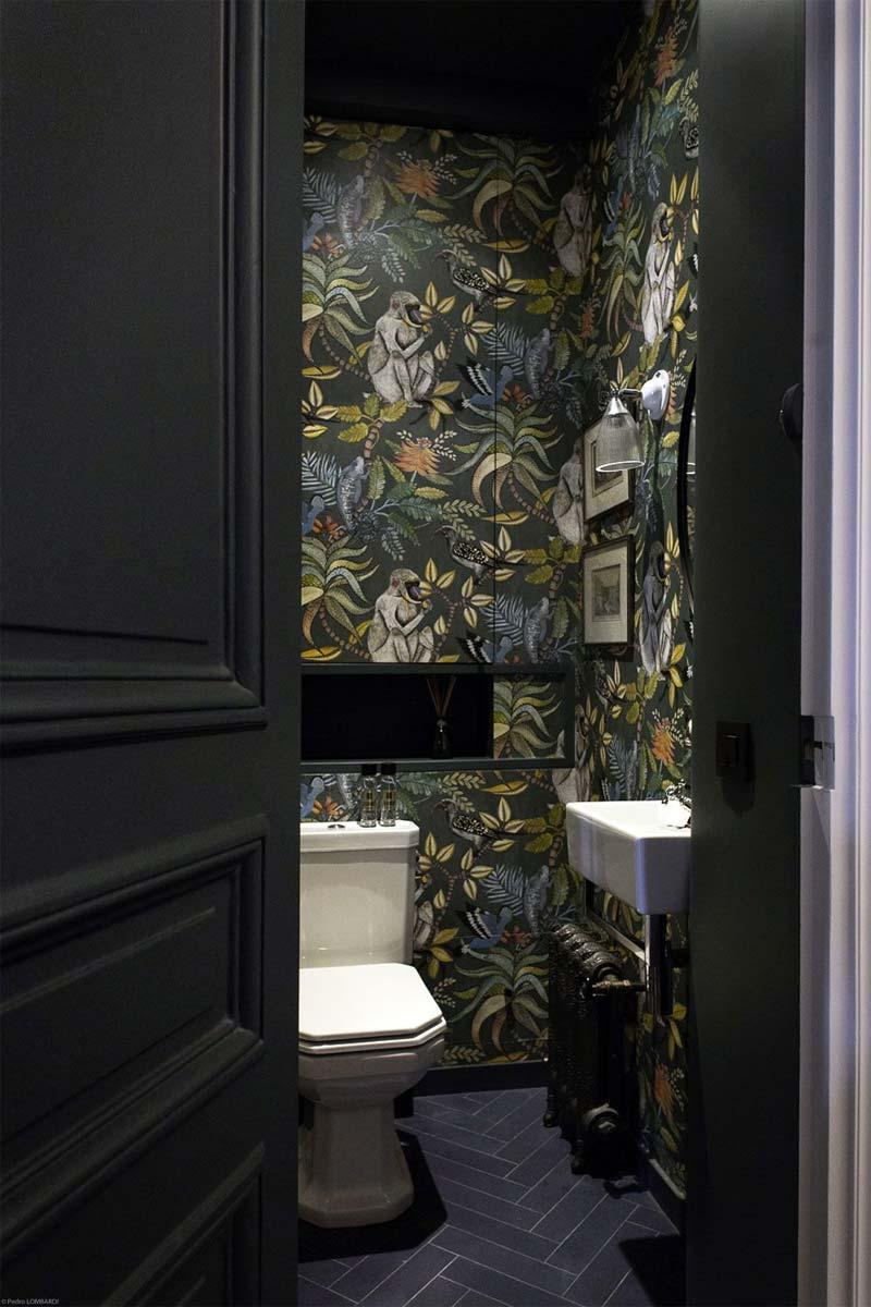 Luxe interieur Cole & Son Salvuti behang