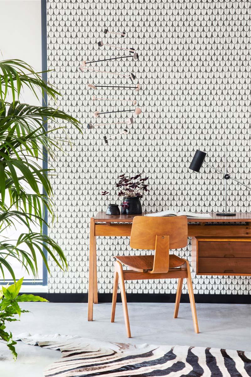 luxe interieur Cole & Son Narina behang
