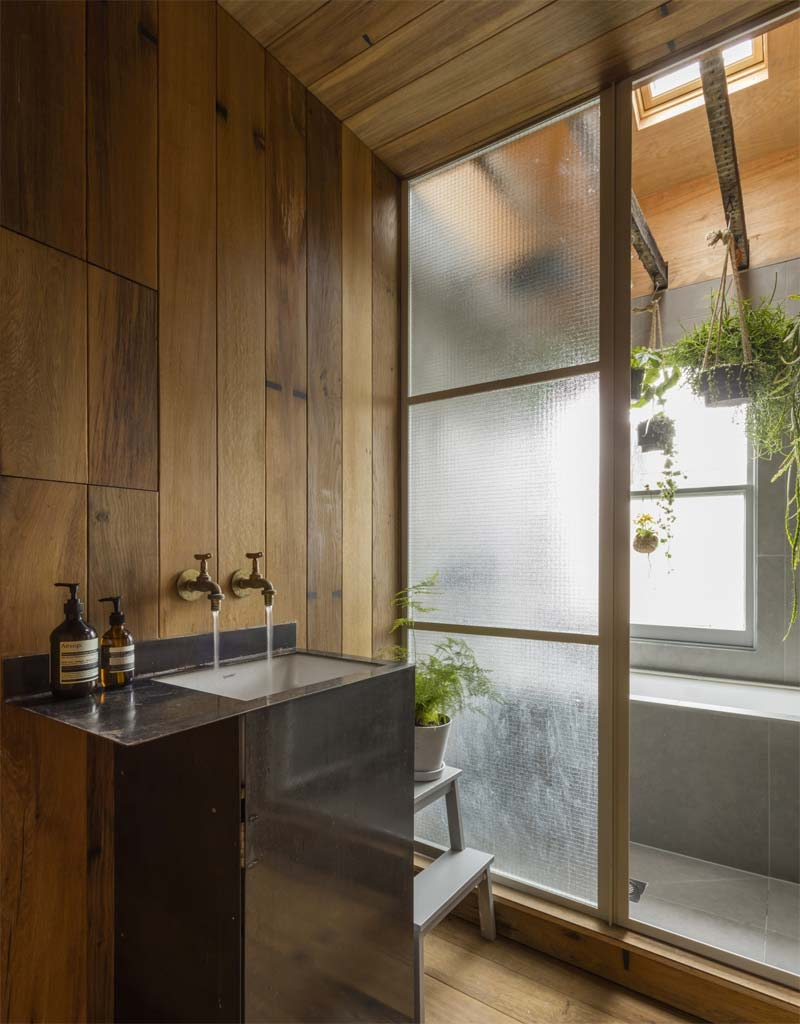 luxe japanse badkamer