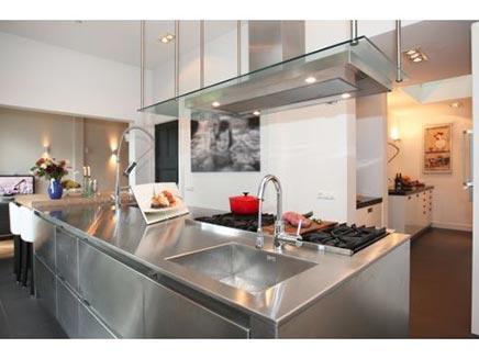 Luxe keuken in Rotterdam kralingen