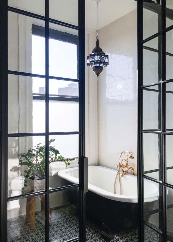 luxe marokkaanse badkamer