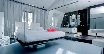 Luxus Schlafzimmer Von Kube Hotel