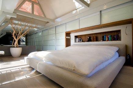 Woon Slaapkamer Inrichten : Slaapkamer luxe inrichten warme met ...