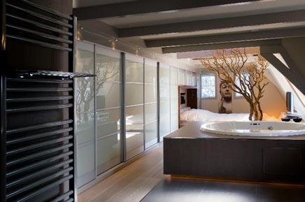 Luxus Schlafzimmer auf der Keizersgracht
