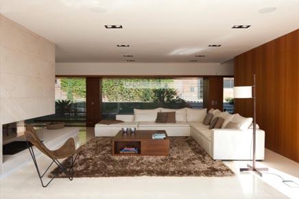 Luxe woninginrichting villa Barcelona | Inrichting-huis.com