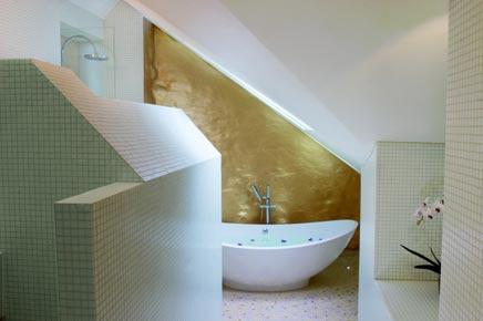 Luxueuze badkamer in hotel stijl