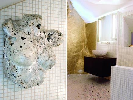 Luxueuze badkamer in hotel stijl inrichting for Badkamer artikelen