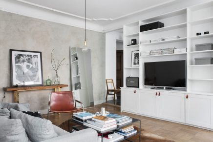 Scandinavisch Interieur Kenmerken : Scandinavische vintage woonkamer inrichting huis