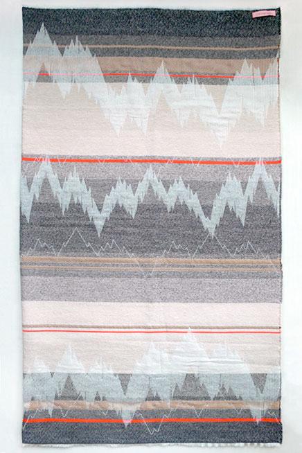 Mae Engelgeer ish blanket