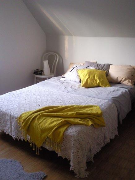 slaapkamer makeover van emma | inrichting-huis, Deco ideeën
