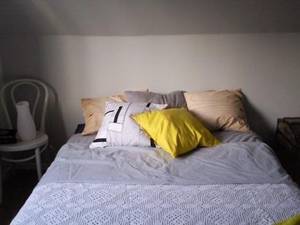 Schlafzimmer Makeover von Emma