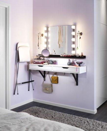 10x make up tafel inspiratie inrichting - Tafel josephine wereldje van het huis ...