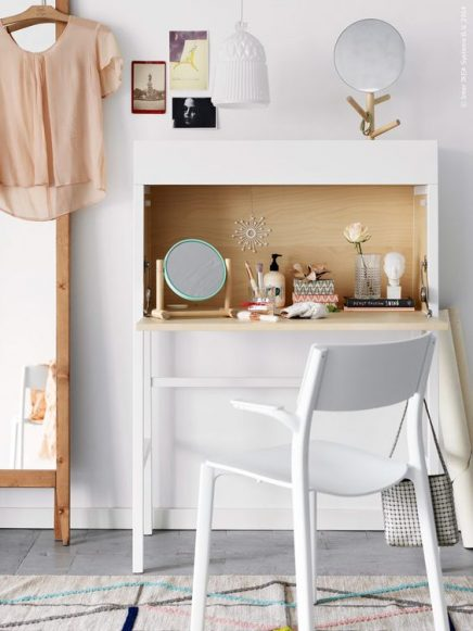 Make up tafel inspiratie