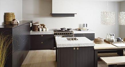 Mandemakers keukens inrichting huis
