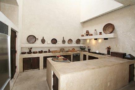 Marokkaanse inrichting van het huis van philip dixon for Deco appartement 38m2