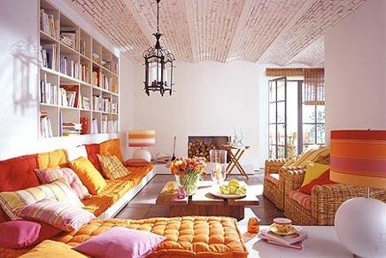 Marokkaanse interieur idee n inrichting for Huis interieur ideeen