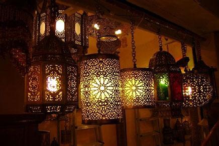 Oosterse Lampen Xenos : Marokkaanse lampen in huis inrichting huis