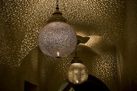 Oosterse Lampen Leenbakker : Marokkaanse lampen in huis inrichting huis
