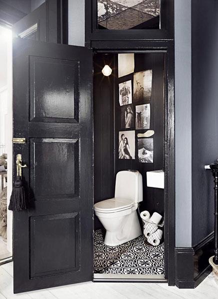 Marokkaanse tegels in toilet   Inrichting huis com