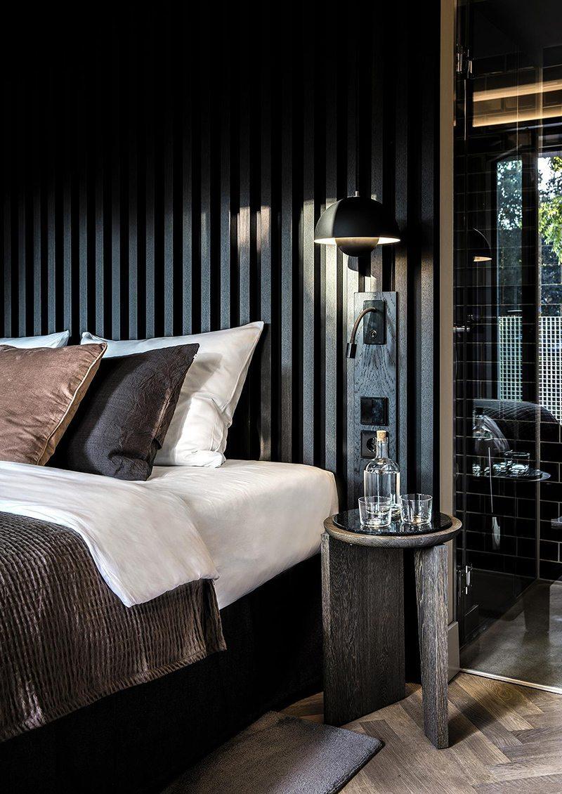 mauritzhof hotel in m nster inrichting. Black Bedroom Furniture Sets. Home Design Ideas