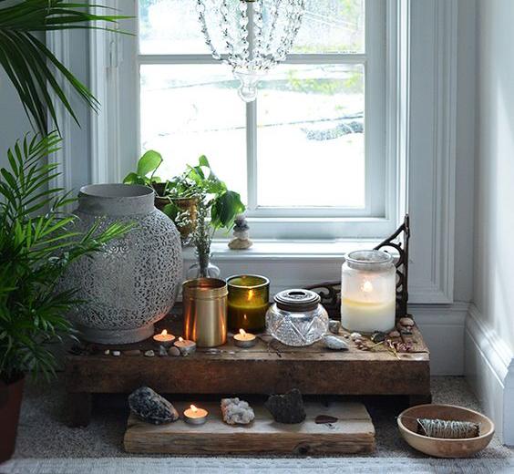 Meditatieruimte inrichten inrichting for Huis laten inrichten