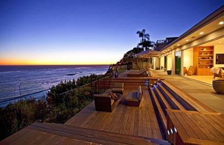 Moderne Badkamer Miljoenenhuis : Miljoenenhuis in malibu california inrichting huis