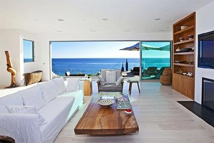Miljoenenhuis In Malibu California Inrichting