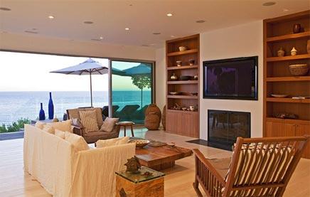 Miljoenen huis in Malibu, California