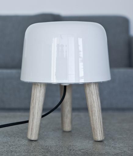 Milk lamp van Norm