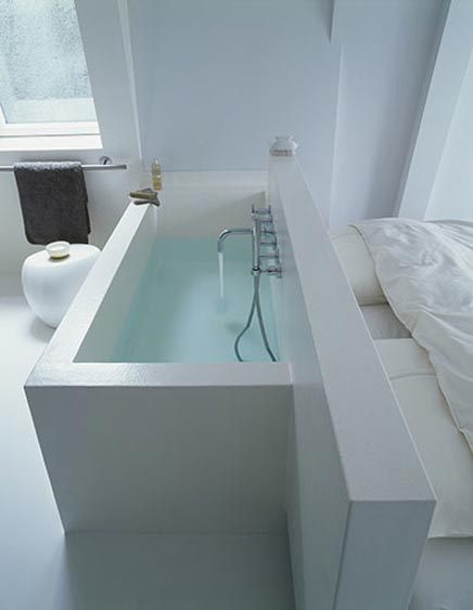 slaapkamer badkamer maken brigee
