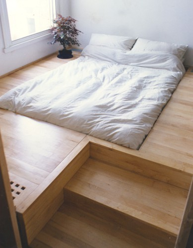 Minimalistisch Japanse slaapkamer | Inrichting-huis.com