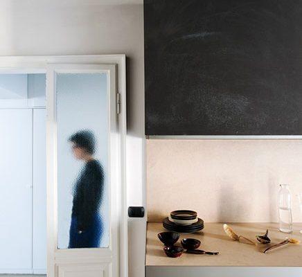 Minimalistische keuken uit Italië