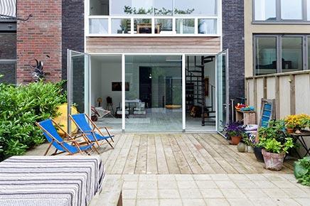 Modern herenhuis te koop IJburg Amsterdam