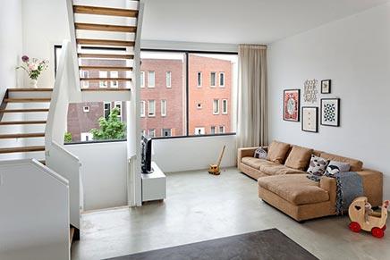 Modern herenhuis te koop ijburg amsterdam inrichting huis.com